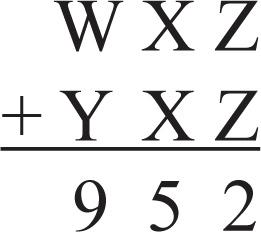SSAT Upper Level Math: Solving for x (2) Practice Test 21
