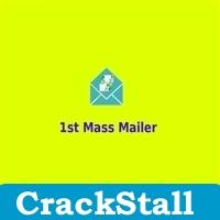 1st Mass Mailer crack softwares