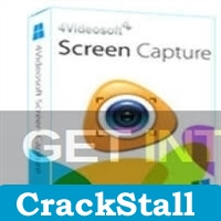 4Videosoft Screen Capture cracked software for pc