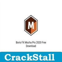Boris FX Mocha Pro 2020 cracked software