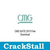 CMG SUITE 2015 software crack