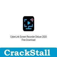 CyberLink Screen Recorder Deluxe 2020 pc crack software