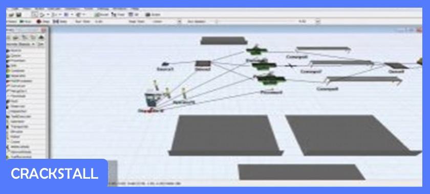 FlexSim 2019 Enterprise-cracked software for pc