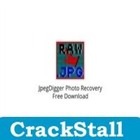 JpegDigger Photo Recovery pc crack software