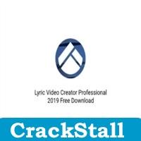 Lyric Video Creator Professional 2019 crack software