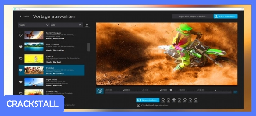 MAGIX Fastcut Plus Edition 2019-cracked software