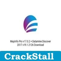 MapInfo Pro v17.0.2 + Datamine Discover 2017 v19.1.2126 cracked software