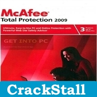 McAfee Total Protection 2009 crack software