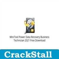 MiniTool Power Data Recovery Business Technician 2021 cracked software