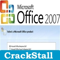 Office 2007 Enterprise with Visio Project SharePoint crack softwares