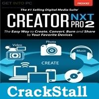 Roxio Creator NXT Pro 3 crack software