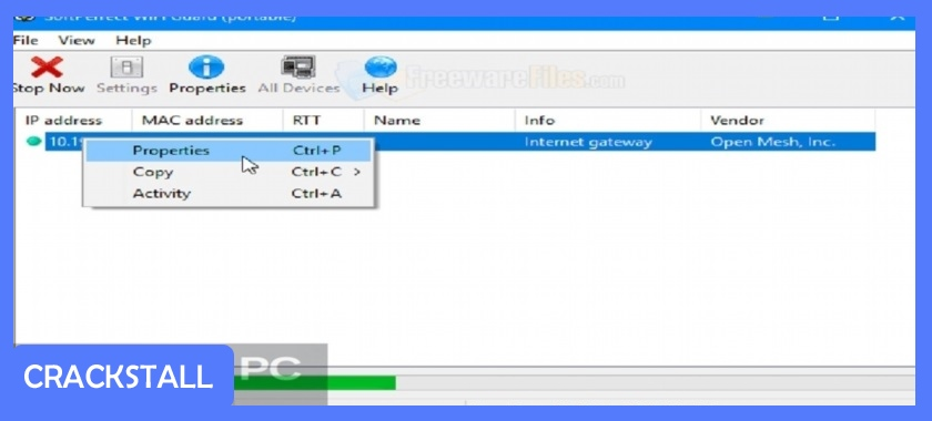 SoftPerfect WiFi Guard-cracked software for pc