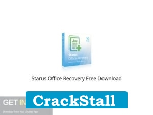 Starus Office Recovery crack softwares