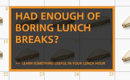 mini lunchbreak