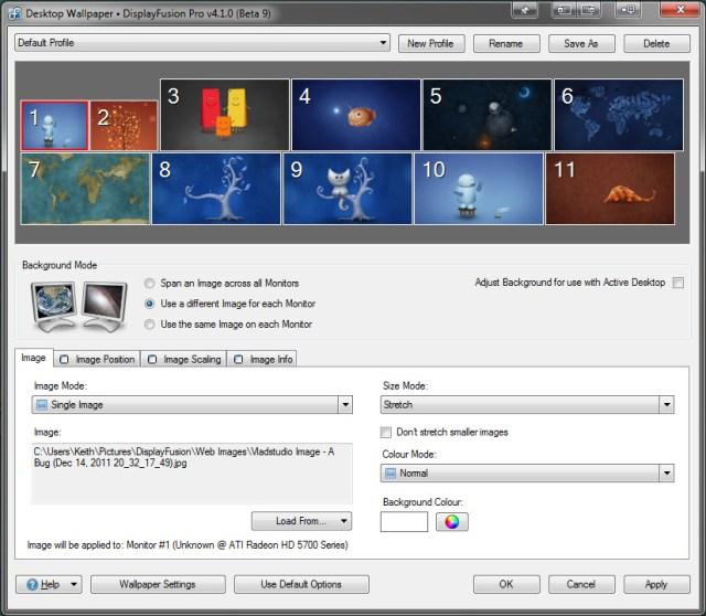 DisplayFusion Pro crack free