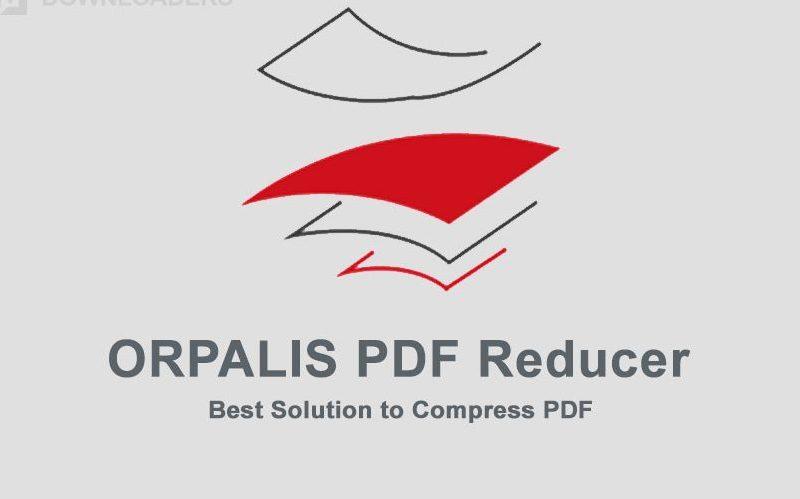 ORPALIS PDF Reducer crack