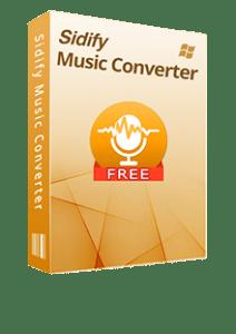 Sidify Music Converter crack free