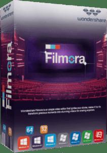 Wondershare Filmora X CRack