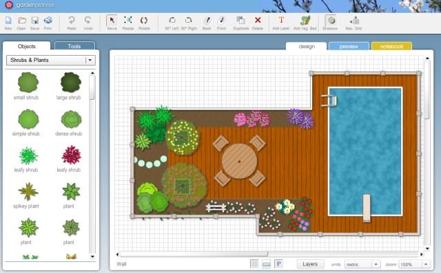 Artifact Interactive Garden Planner free
