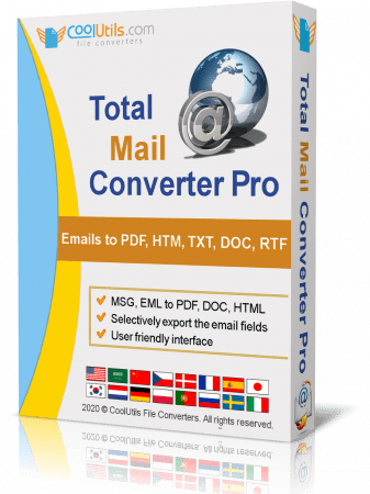Coolutils Total Mail Converter Pro 6.1.0.162
