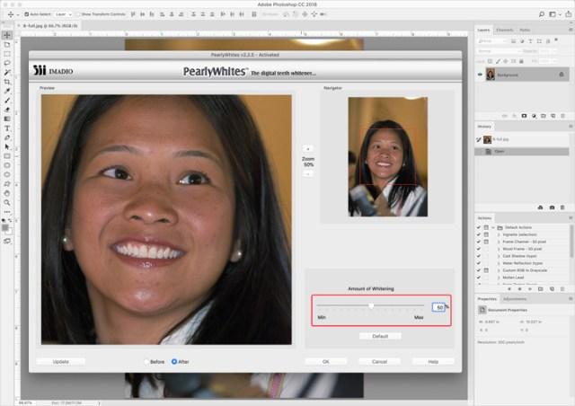 Imadio PearlyWhites Photoshop Plug-In crack