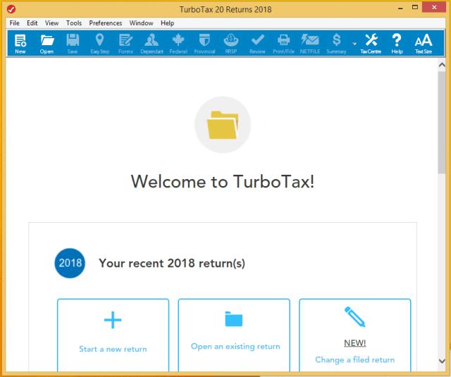 Intuit TurboTax 2018 Canada Edition + crack + keygen (FULL)