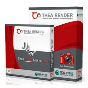 Thea For Rhino crack