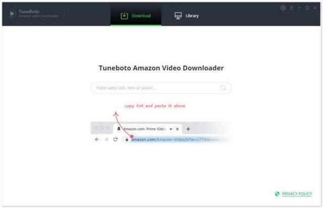 TuneBoto Amazon Video Downloader 1.0.3