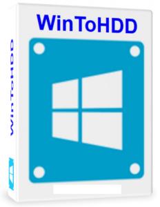 WinToHDD key
