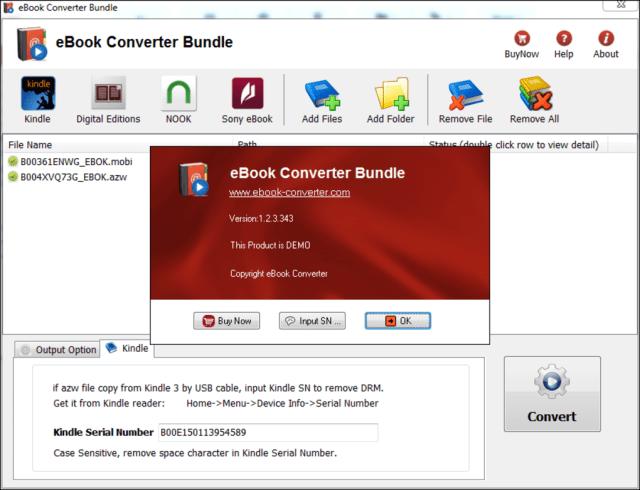 ebook-converter-bundle- Crack screenshot