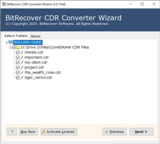 BitRecover CDR Converter Wizard Crack