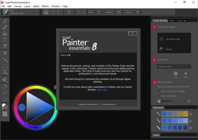 Corel Painter Essentials Free Downlaod