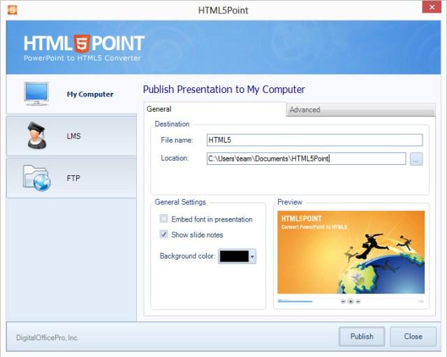 DigitalOfficePro HTML5Point Crack