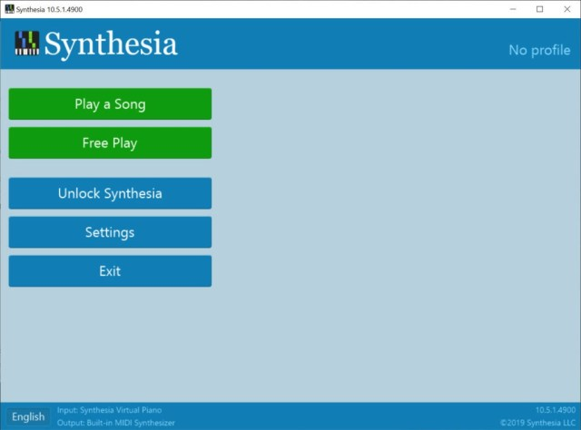 Synthesia free Download