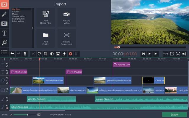 Movavi Video Editor Crack