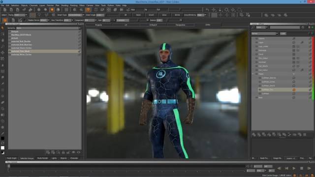 The Foundry Mari Download