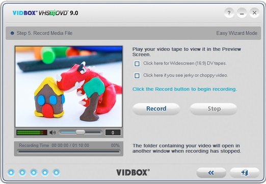 VIDBOX VHS to DVD 9.1.2 Deluxe