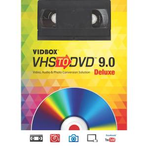 VIDBOX VHS to DVD Crack