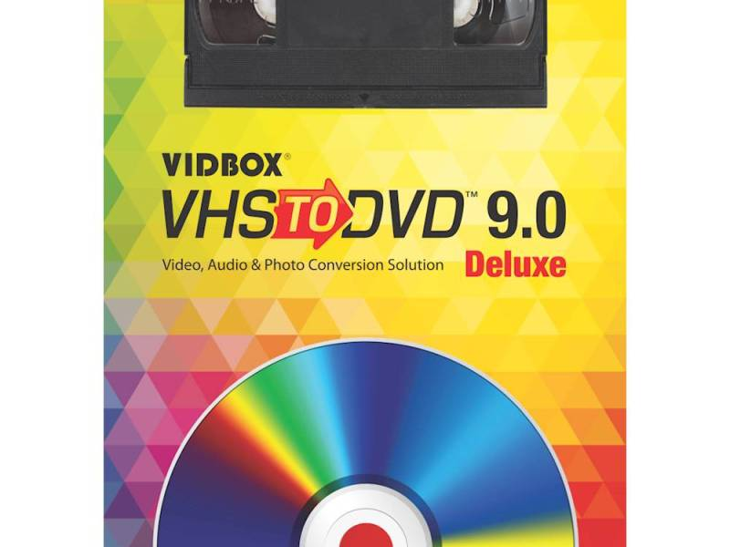 VIDBOX VHS to DVD Crack