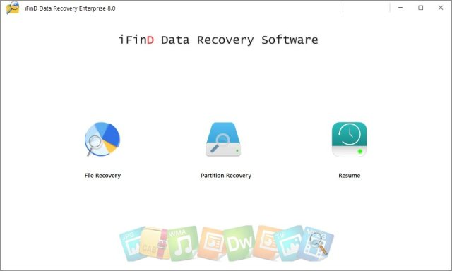 iFind Data Recovery Serial Key