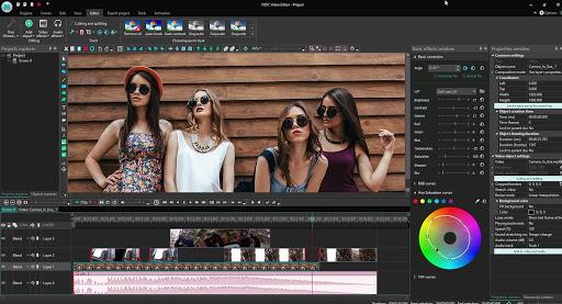 VSDC Video Editor Pro Crack download