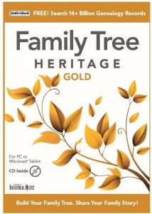 Family Tree Heritage Gold Crack Free downoad