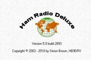 Ham Radio Deluxe rack