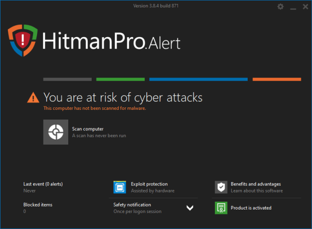 HitmanPro.Alert Cack