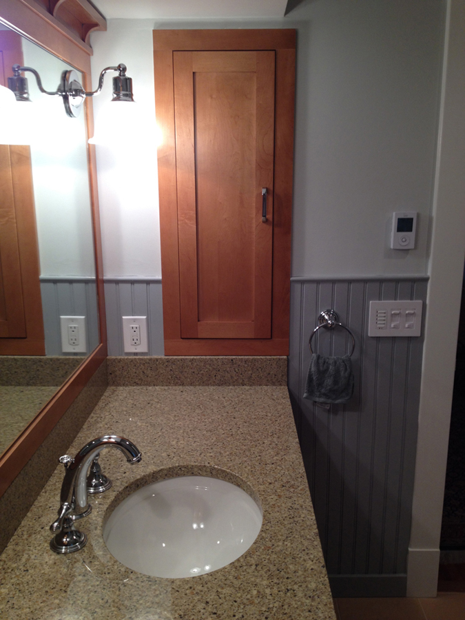 Troubleshooting 3 Switches In One Box For Bathroom Project