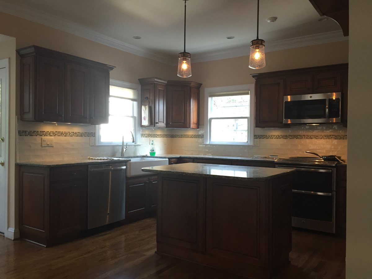 Maryland Kitchen Remodeling  Chevy Chase Renovation Contractor  Rockville Painters  Potomac
