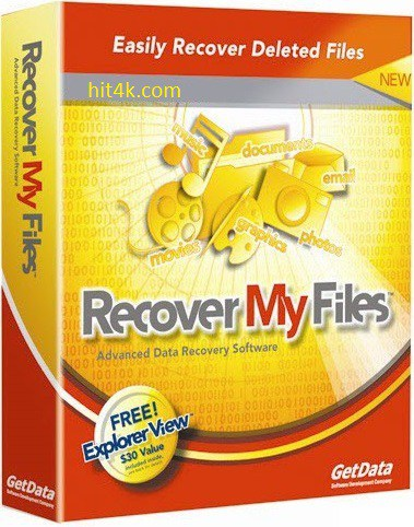 Recover My Files v5.2.1 Crack with Serial Key Latest Free Download