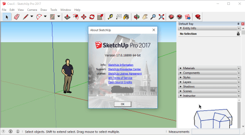 Google SketchUp Pro 2018 Crack with Serial Number Full FreeGoogle SketchUp Pro 2018 Crack with Serial Number Full Free