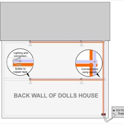 Ready Remote Vehicle Wiring Diagram Tork Photocell The Best 2017 Dolls House And Lighting From Bromley Craft S Ltd Perfect