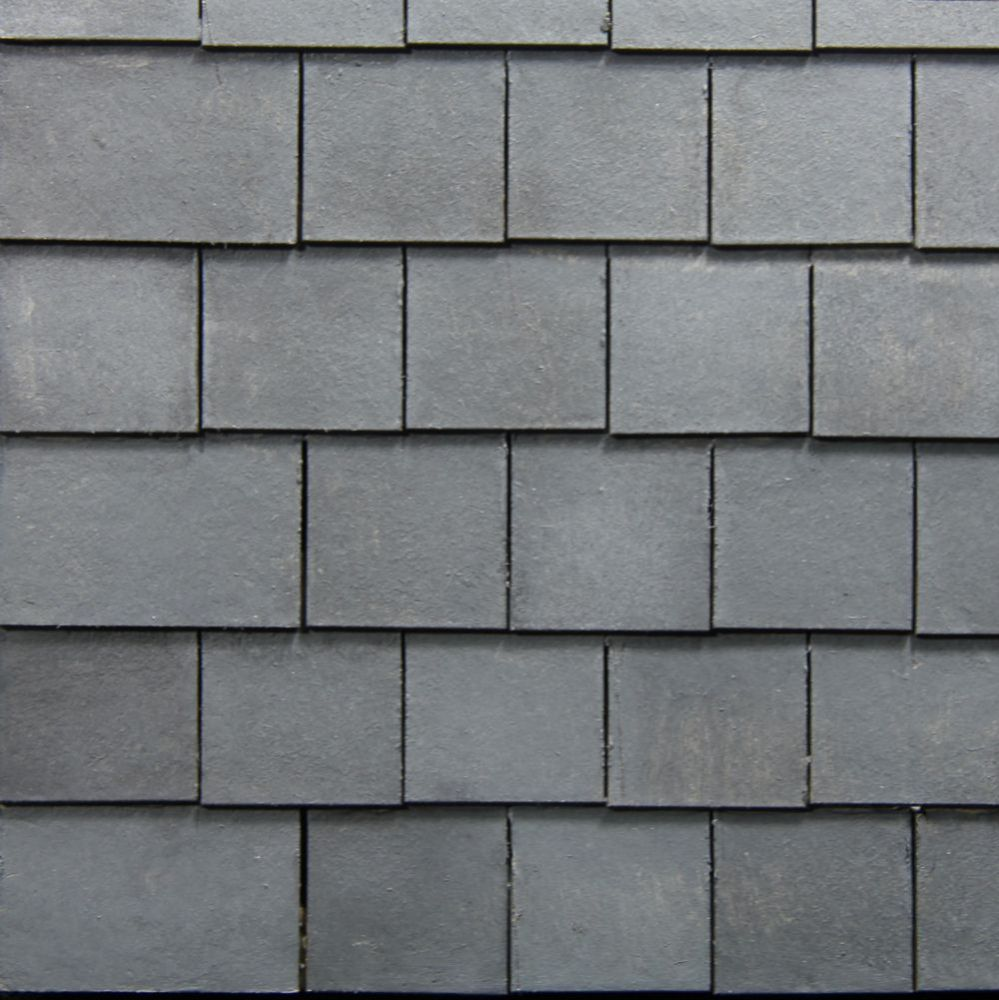 Dolls House Roof Tiles / Slate Strips x12, BCT10